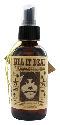 Simone Chickenbone - Kill It Dead Natural De-Funkifier Deodorant - 4 oz.