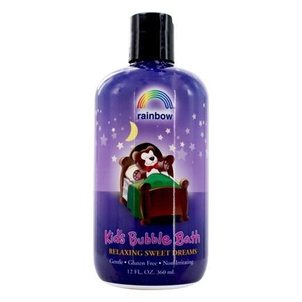Zoom View - Organic Herbal Bubble Bath For Kids