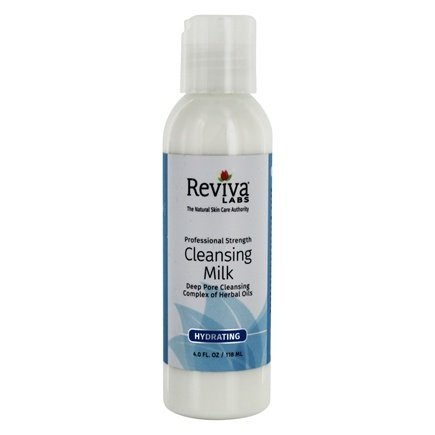DROPPED: Reviva Labs - Organic Cleansing Milk - 4 oz. CLEARANCE PRICED