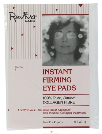 Zoom View - Instant Firming Eye Pads