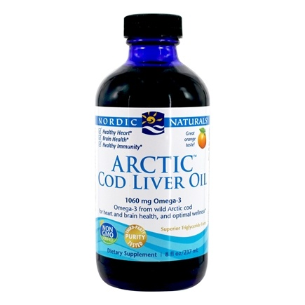 Zoom View - Arctic Cod Liver Oil
