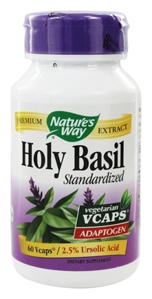 Zoom View - Standardized Holy Basil