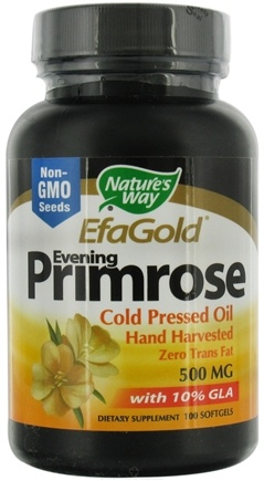 Zoom View - Evening Primrose Oil CLEARANCE PRICED