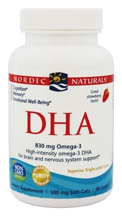 Zoom View - DHA from Purified Fish Oil