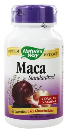 Zoom View - Maca Standardized Extract