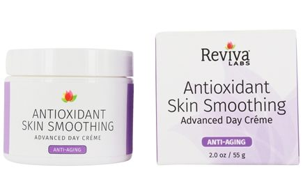 Reviva Labs - Organic Antioxidant & Texturizing Day Cream - 2 oz. Formerly: Day Cream with Alpha Lipoic Acid
