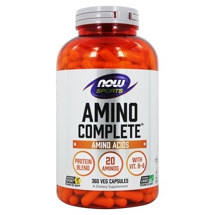 Zoom View - Amino Complete - Balanced Blend of Amino Acids