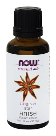 NOW Foods - Anise Oil - 1 oz.