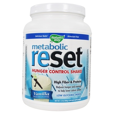 Zoom View - Metabolic Reset Hunger Control Weight Loss Shake