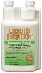 DROPPED: Liquid Health - Immune Boost Liquid Supplement - 32 oz.