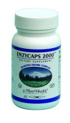 DROPPED: Maxi-Health Research Kosher Vitamins - EnzyCaps 2000 - 60 Capsules