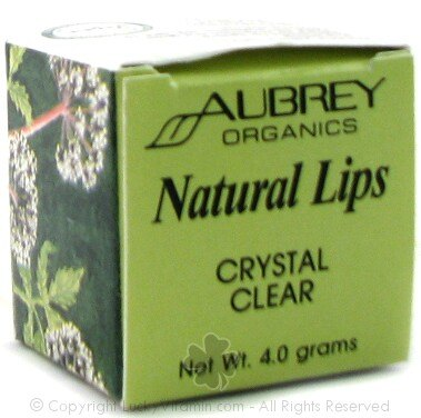 DROPPED: Aubrey Organics - Natural Lips Crystal Clear