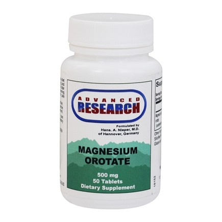 Zoom View - Magnesium Orotate