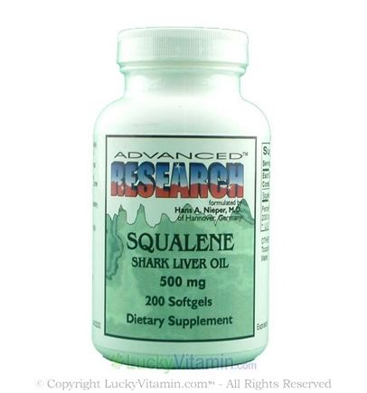 Zoom View - Squalene Shark Liver Oil