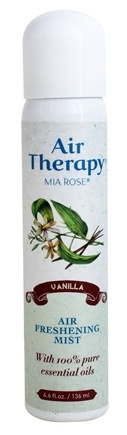 Mia Rose - Air Therapy Vibrant Vanilla - 4.6 oz.