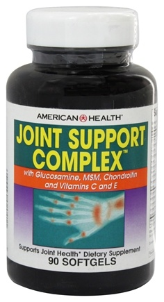 DROPPED: American Health - Joint Support Complex - 90 Softgels