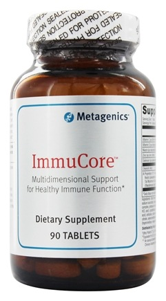 Metagenics - Immucore Multidimensional Support for Immune Function - 90 Tablets