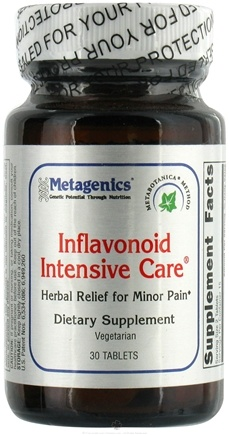 DROPPED: Metagenics - Inflavonoid Intensive Care - 30 Tablets CLEARANCE PRICED
