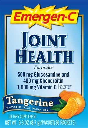 DROPPED: Alacer - Emergen-C Joint Health Tangerine - 36 Packet(s)
