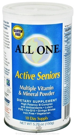 DROPPED: All One - Fruit Antioxidant Formula - 150 Grams