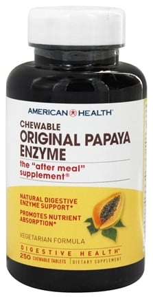 Zoom View - Original Papaya Enzyme Chewable