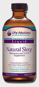 DROPPED: Life Solutions - Liquid Natural Sleep - 4 oz.