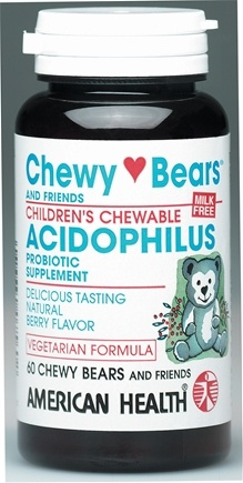 Zoom View - Children's Chewable Acidophilus
