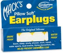 Zoom View - Pillow Soft Earplugs