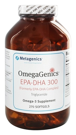 Zoom View - OmegaGenics EPA-DHA 300