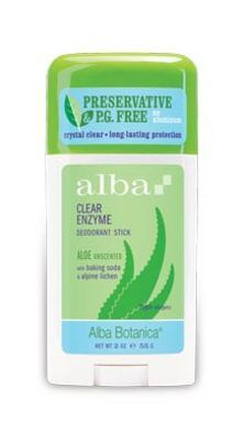 DROPPED: Alba Botanica - Deod Stick Aloe Madarin Spc - 2.5 oz.