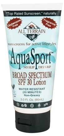 Zoom View - AquaSport Performance Sunscreen