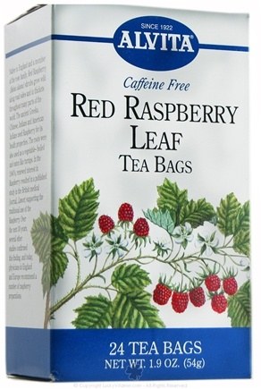 Zoom View - Red Raspberry Leaf Caffeine Free