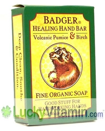 DROPPED: Badger - Healing Hand Bar - 4 Oz.