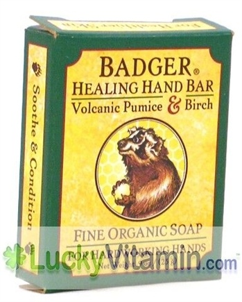 DROPPED: Badger - Healing Hand Bar - 0.9 Oz.