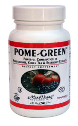 DROPPED: Maxi-Health Research Kosher Vitamins - Pome-Green - 60 Capsules