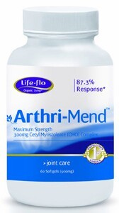DROPPED: Life-Flo - Arthi-Mend - 60 Softgels