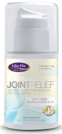 DROPPED: Life-Flo - Joint Relief - 2 oz. Formerly Dermovin Cream