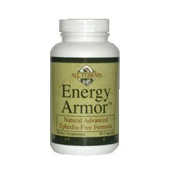 DROPPED: All Terrain - Energy Armor - 60 CAPSULES