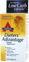 DROPPED: Atkins Nutritionals Inc. - Dieter's Advantage - 120 Tablets