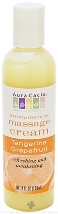 Zoom View - Aromatherapy Massage Cream