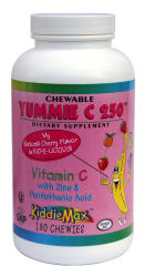 DROPPED: Maxi-Health Research Kosher Vitamins - Yummie C 250 Tropical