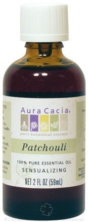 DROPPED: Aura Cacia - Essential Oil Sensualizing Patchouli - 2 oz. CLEARANCE PRICED