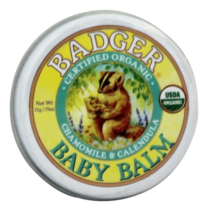 Zoom View - Baby Balm