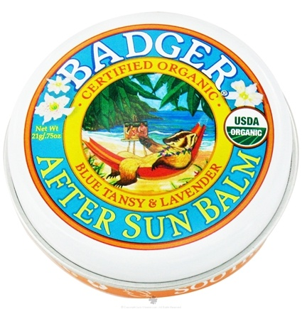 DROPPED: Badger - After Sun Balm - 0.75 oz. Formerly Bali Balm CLEARANCE PRICED