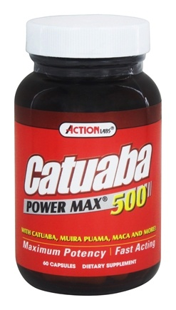 Zoom View - Catuaba Power Max 500