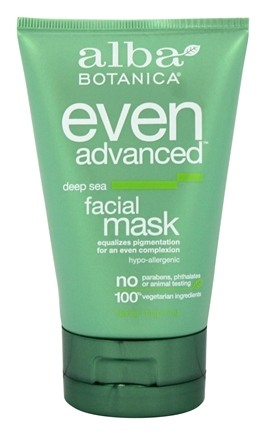 Zoom View - Alba Advanced Deep Sea Facial Mask