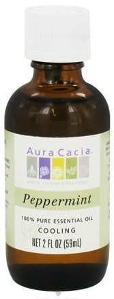 DROPPED: Aura Cacia - Essential Oil Cooling Peppermint - 2 oz. CLEARANCE PRICED