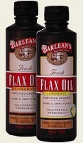 DROPPED: Barlean's - Fresh Flax Oil Cinnamon Flavor - 12 oz.