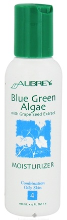 Zoom View - Blue Green Algae with Grape Seed Extract Moisturizer