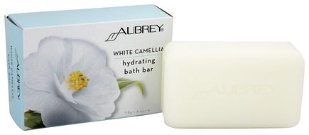 Zoom View - White Camellia Hydrating Bath Bar